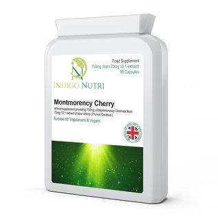 Indigo Nutri Indigo Nutri Montmorency Cherry 750mg 90 Capsules