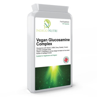 Indigo Nutri Indigo Nutri Vegan Glucosamine Complex 120 Capsules