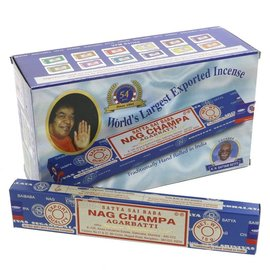 Siesta Crafts Siesta Crafts Satya Sai Nag Champa Incense 15g