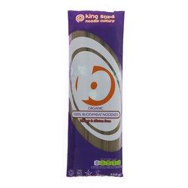 King Soba King Soba Organic 100% Buckwheat Noodles 250g