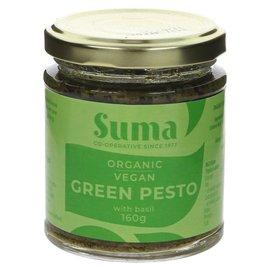 Suma Wholefoods Suma Wholefoods Organic Vegan Green Pesto 160g