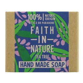 Faith In Nature Faith In Nature Tea Tree Soap 100g