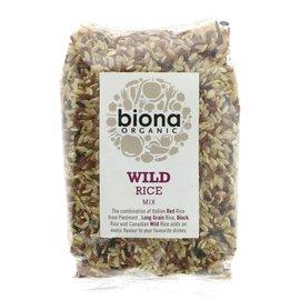 Biona Biona Organic Wild Rice Mix 500g