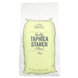 Suma Wholefoods Suma Wholefoods Tapioca Starch (Flour) 500g