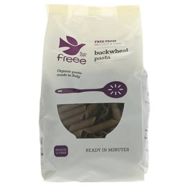 Doves Farm Freee Doves Farm Freee Organic Gluten Free Buckwheat Pasta 500g