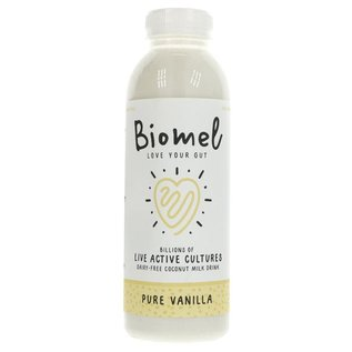 Biomel Biomel Pure Vanilla Probiotic Drink 510ml