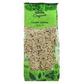 Suma Wholefoods Suma Wholefoods Organic Tricolour Quinoa 500g