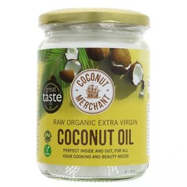 Coconut Merchant Coconut Merchant Organic Raw Extra Virgin Coconut Oil 500ml