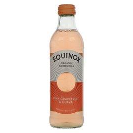 Equinox Equinox Organic Grapefruit & Guava Kombucha 275ml