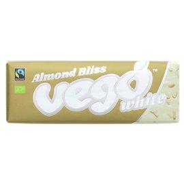 Vego Vego Organic Almond Bliss White Chocolate 50g
