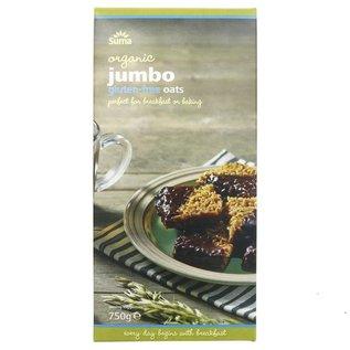 Suma Wholefoods Suma Organic Gluten Free Jumbo Oats 750g