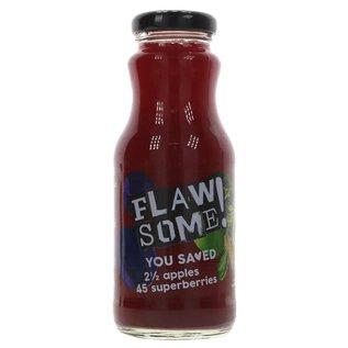 Flawsome Flawsome! Apple & Superberry Juice 250ml
