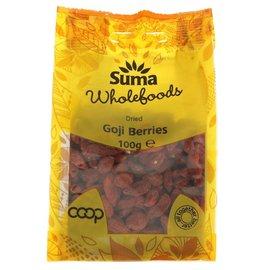 Suma Wholefoods Suma Wholefoods Goji Berries 100g