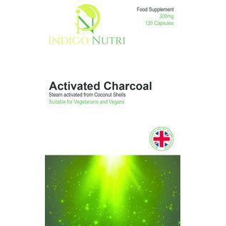 Indigo Nutri Indigo Nutri Activated Charcoal 300mg 120 Capsules