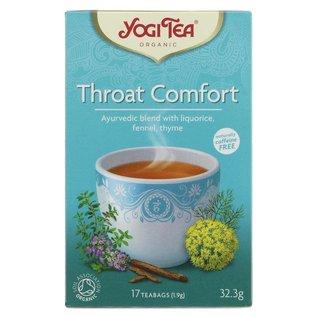 Yogi Tea Yogi Tea Organic Throat Comfort Tea 17 bags
