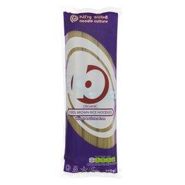 King Soba King Soba Organic Brown Rice Noodles 250g