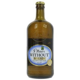 St Peter's Without St Peter's Without Gold Alcohol Free Beer 500ml
