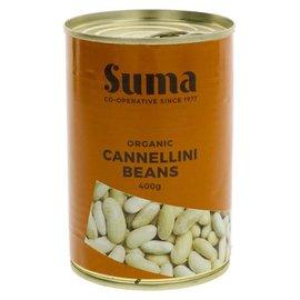 Suma Wholefoods Suma Wholefoods Organic Cannellini Beans 400g
