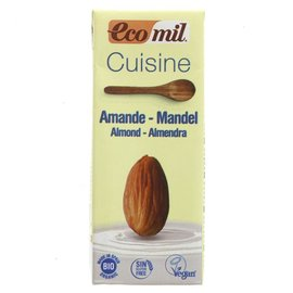 Ecomil Ecomil Organic Almond Cuisine 200ml
