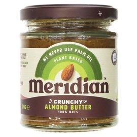Meridian Meridian Crunchy Almond Butter 170g