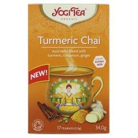 Yogi Tea Yogi Tea Organic Turmeric Chai 17 bags