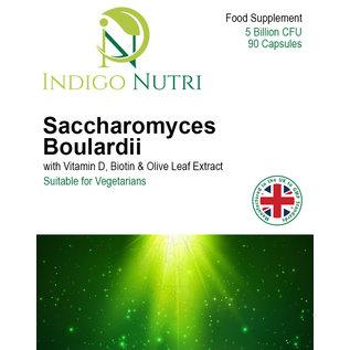 Indigo Nutri Indigo Nutri Saccharomyces Boulardii 90 Capsules