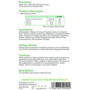 Indigo Nutri Indigo Nutri Selenium Plus 365 Tablets