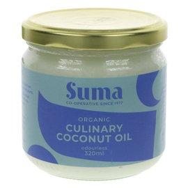 Suma Wholefoods Suma Wholefoods Organic Coconut Oil 320g