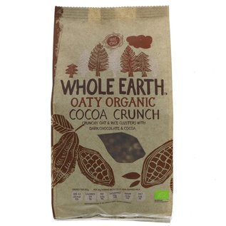 Whole Earth Whole Earth Organic Cocoa Crunch 375g