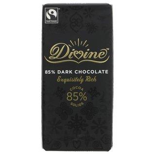 Divine Divine 85% Dark Chocolate 90g