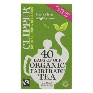Clipper Clipper Organic Fair Trade Everyday Tea 40 bags