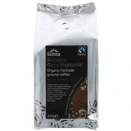 Suma Wholefoods Suma Wholefoods Organic Sumatra Ground Coffee 227g