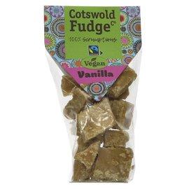 Cotswold Fudge Co Cotswold Fudge Co Vegan Vanilla Fudge 150g