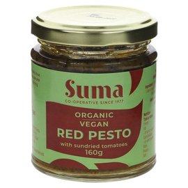 Suma Wholefoods Suma Wholefoods Organic Red Pesto 160g