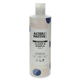 Alter/Native Alter/Native Clear & Simple Shampoo 400ml