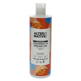 Alter/Native Alter/Native Coconut & Argan Oil Shampoo 400ml