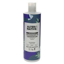 Alter/Native Alter/Native Lavender & Geranium Shampoo 400ml