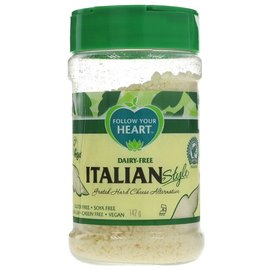 Follow Your Heart Follow Your Heart Dairy Free Grated Parmesan 142g