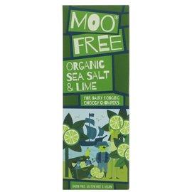 Moo Free Moo Free Organic Sea Salt & Lime 80g