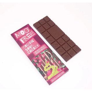 Moo Free Moo Free Organic Sour Cherry 80g