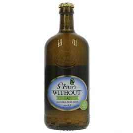 St Peter's Without St Peter's Without Organic Alcohol Free Beer 500ml