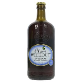 St Peter's Without St Peter's Without Original Alcohol Free Beer 500ml