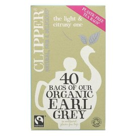 Clipper Clipper Organic Earl Grey Tea 40 bags