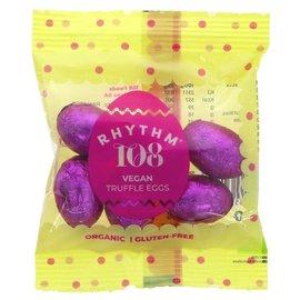 Rhythm 108 Rhythm 108 Organic Swiss Truffle Chocolate Eggs 36g