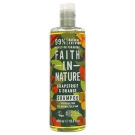 Faith In Nature Faith In Nature Grapefruit & Orange Shampoo 400ml
