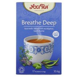 Yogi Tea Yogi Tea Organic Breathe Deep Tea 17 bags