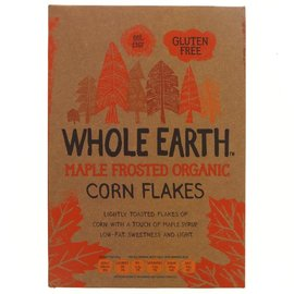 Whole Earth Whole Earth Organic Maple Frosted Flakes 375g