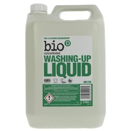 Bio D Bio D Washing Up Liquid 5L