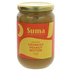 Suma Wholefoods Suma Wholefoods Organic Crunchy Peanut Butter 700g