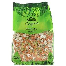 Suma Wholefoods Suma Wholefoods Organic Broth Mix 500g